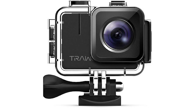 APEMAN TRAWO A100 Waterproof Camera