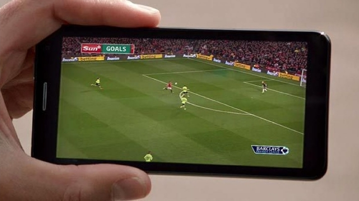 Aplikasi live streaming bola di android