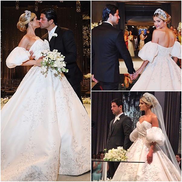 Tudo sobre o casamento luxuoso da influencer Thássia Naves