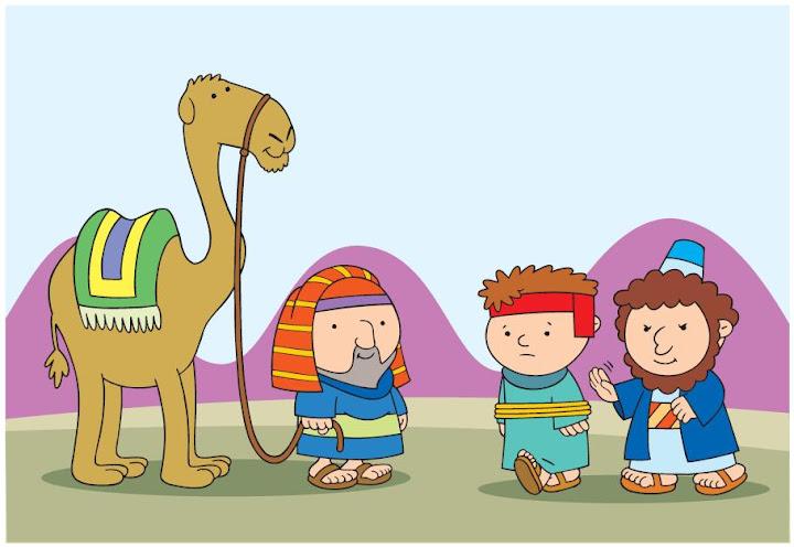 Sekolah Minggu Ceria Yusuf penguasa di Mesir