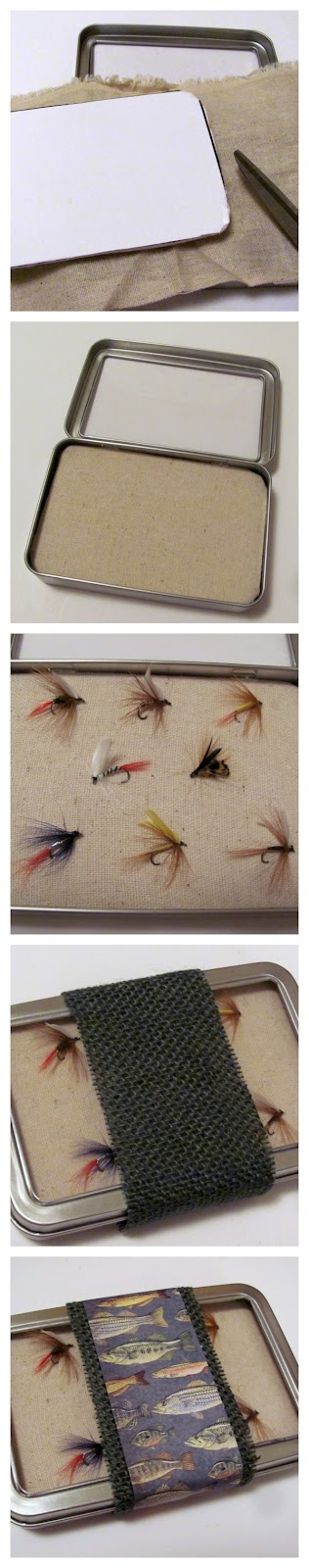 Father's Day Gift Idea: Fly Fishing Box {#FathersDay} 23