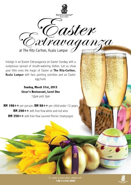 Goodyfoodies Psa Easter Extravaganza At The Ritz Carlton Kl