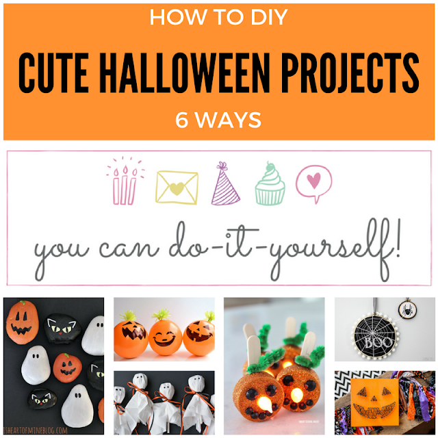 6 Cute Halloween Craft Ideas