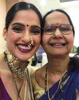 Priya Bapat Mother