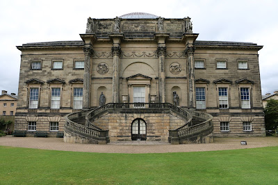 South front of Kedleston Hall designed by Robert Adam