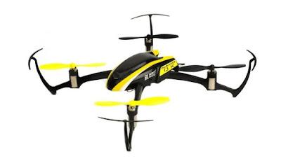 Drone Penyebar Internet Buatan Google