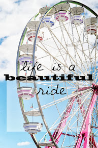 Life is a ride . . .