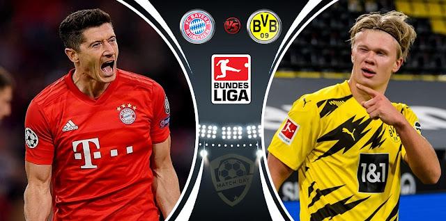 Bayern Munich vs Borussia Dortmund Prediction & Match Preview