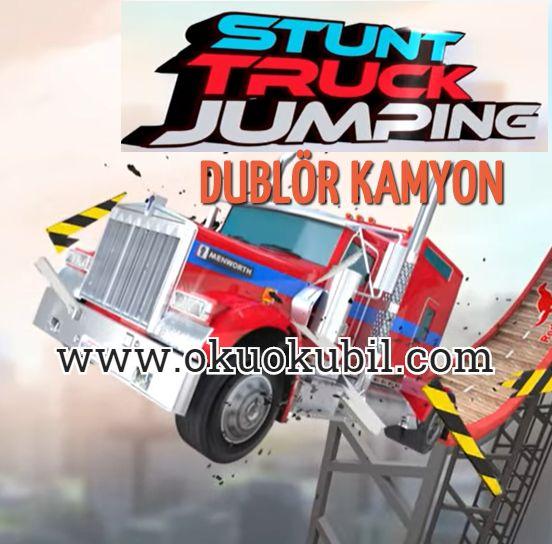 Stunt Truck Jumping v 1.6.3 Dublör Kamyon Sınırsız Para + Tüm Kilitler Açık Mod Apk İndir 2020
