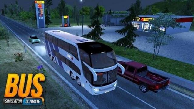 Install Bus Simulator Ultimate Mod Apk