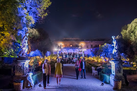 The New Generation Festival at the Palazzo Corsini, Florence