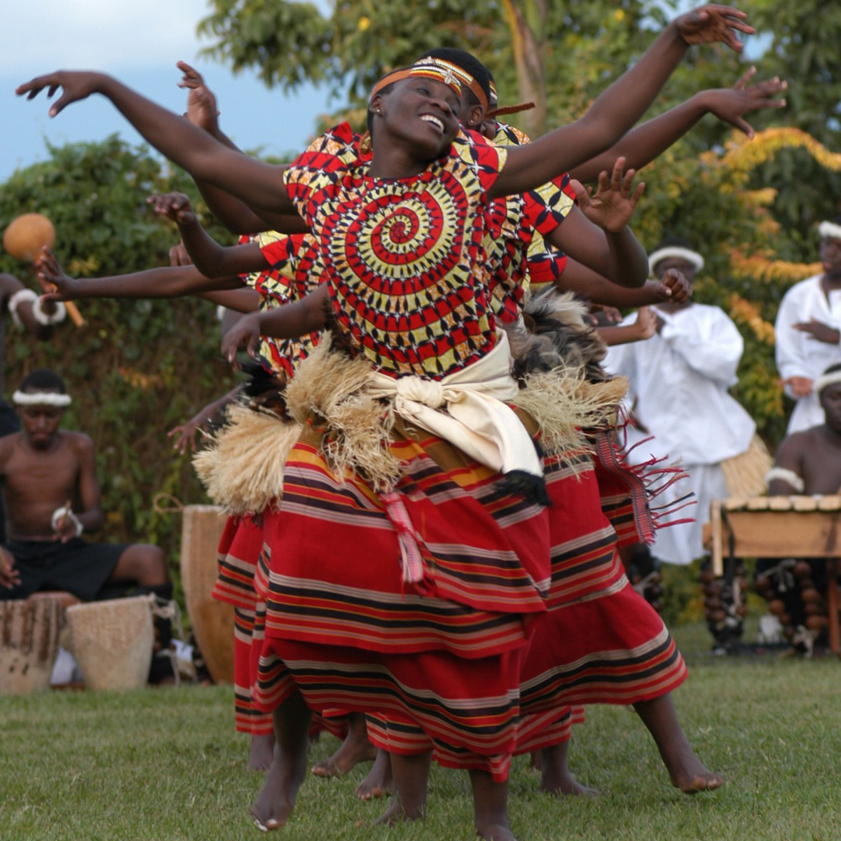 baganda dance cultural uganda ancient buganda culture ugandan traditions kingdom african traditional africa dancing dances dancers tribe cultures ganda tribal