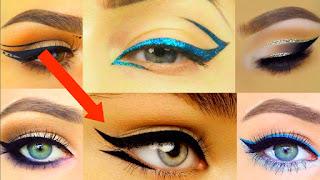 बारिश मे बढ़िया मेकअप कैसे करें | How to do a great makeup in the rain
