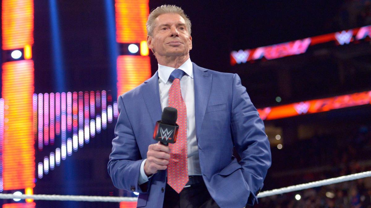 Vince McMahon quer enviar uma grande mensagem com a WrestleMania 37