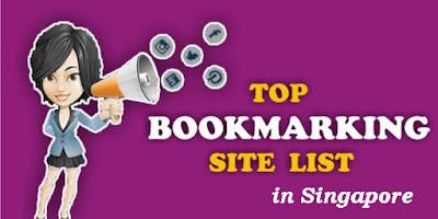 Singapore Social Bookmarking Sites List