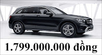 Giá xe Mercedes GLC 200 2021