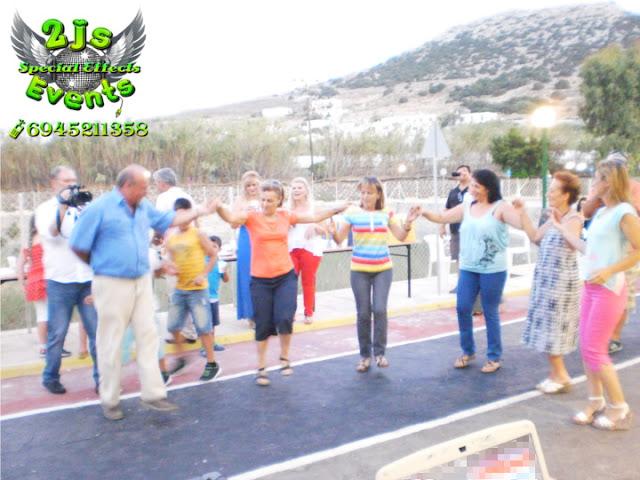 ΟΜΙΛΙΑ ΚΑΙ ΓΛΕΝΤΙ ΣΥΛΛΟΓΟΥ ΤΡΙΤΕΚΝΩΝ ΚΥΚΛΑΔΩΝ ΣΥΡΟΣ DJ SYROS2JS EVENTS