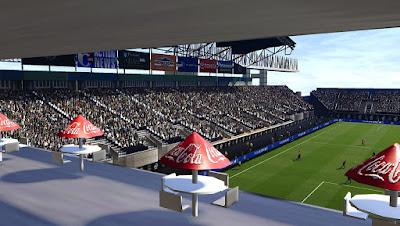 PES 2020 Stadium Subaru Park (PPL Park)