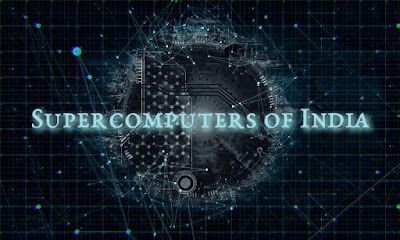 Supercomputers of India