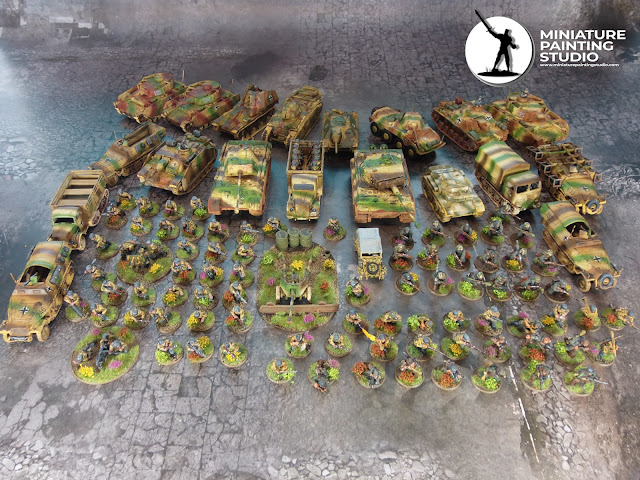 warlord games bolt action germany