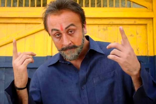 Ranbir Kapoor as Sanjay Dutt