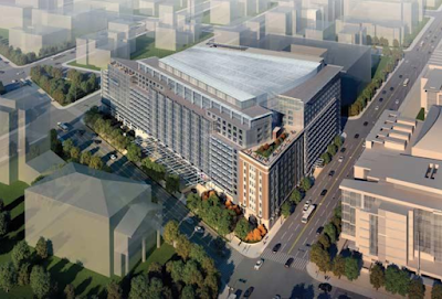 Washington Convention Center - DC real estate update