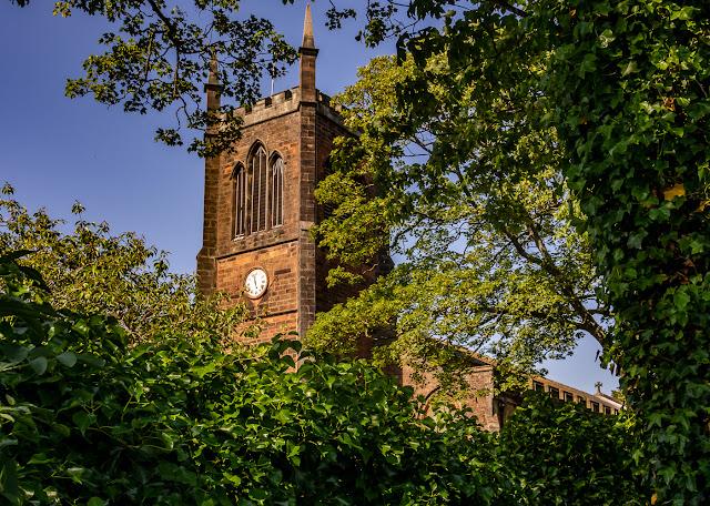 Photo of St Mary's Church, Maryport