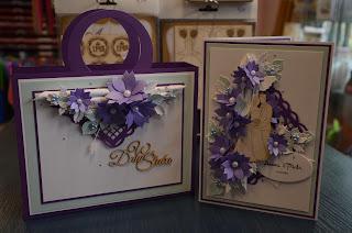 Ślubne fiolety