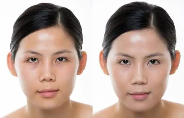 Fair Lovely Facial Foam Mengurangi Warna Kulit yang Tidak Merata
