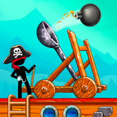 Download The Catapult: Castle Clash with Awesome Pirates For Android XAPK