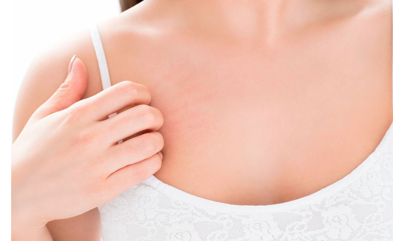 14 Reasons Your Breasts Are So Damn Itchy