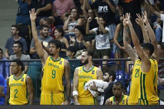 Brasil vence Uruguai na estreia das eliminatórias para a Americup de basquete masculino