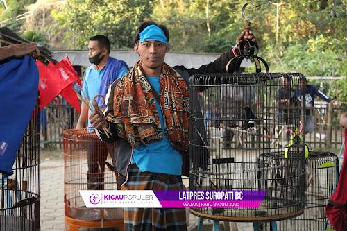 Mr.Anam dari tim Sahabat Kicau