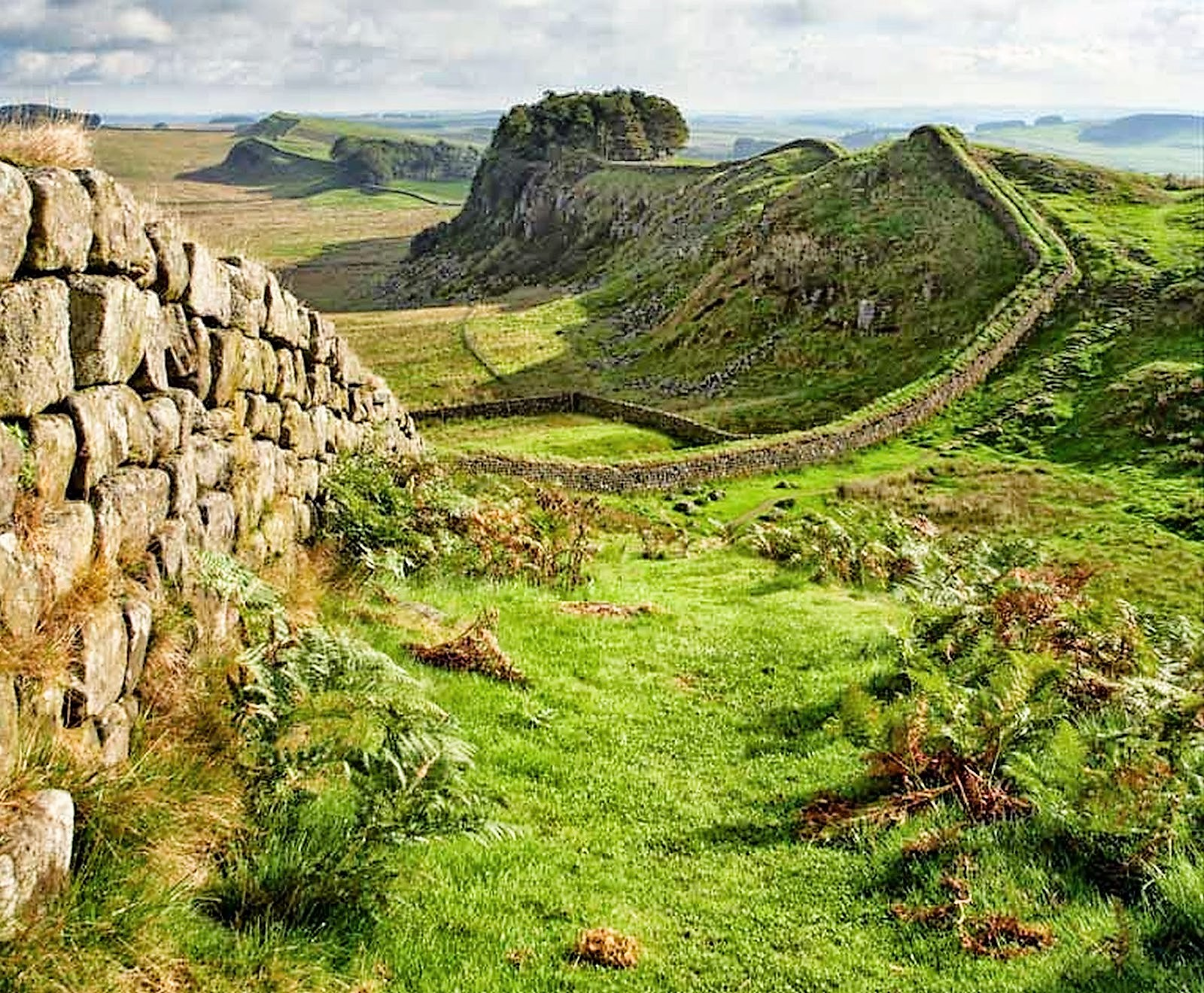 The plan to battle Hadrians wall Love thy bike