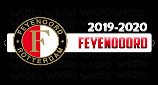 Feyenoord 2019-2020 DLS/FTS Dream League Soccer Kits and Logo