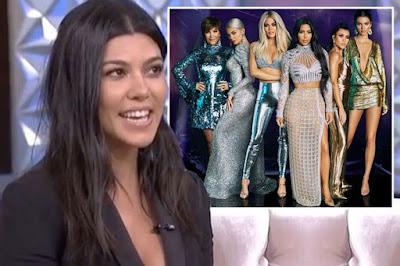Kourtney Kardashian Keeping Kardashians American Reality Kuwtk Life