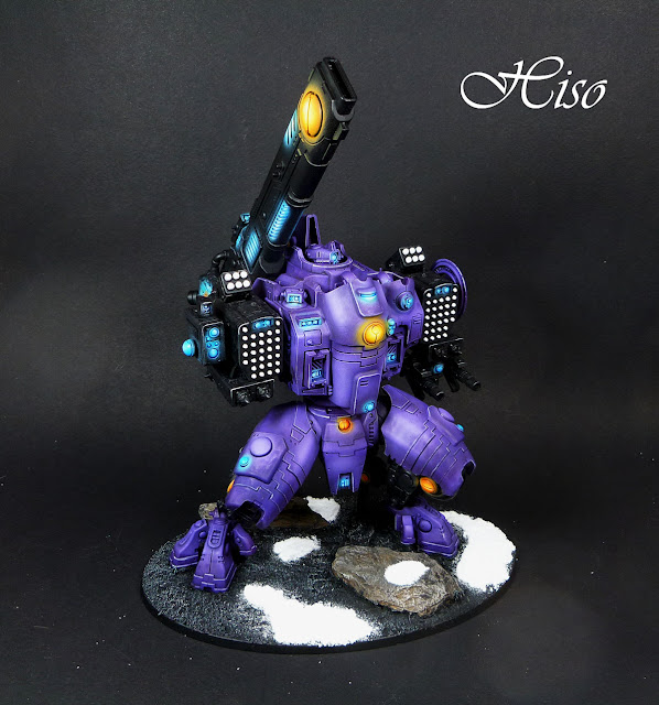 Tau Empire - Stormsurge