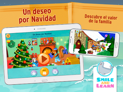 https://play.google.com/store/apps/details?id=net.smileandlearn.wishforchristmas