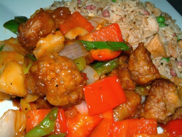 Chinese Sweet and Sour Pork in Batter Recipe