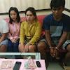 Personil Gabungan Menangkap Pelaku Penyalagunaan Dan Pengedar Narkoba Di Kota Palopo
