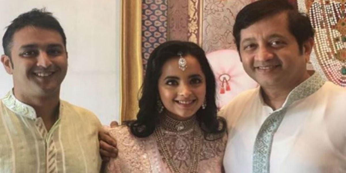 Deepti Salgaonkar Wiki : Reliance founder Dhirubhai Ambani's daughter