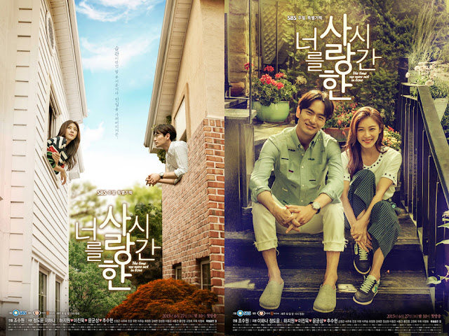 Drama Korea The Time We Were Not In Love Subtitle Indonesia
