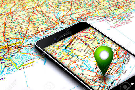 Geniş Kapsamlı GPS Programı - Androıd