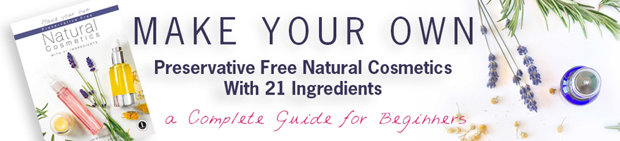 Preservative Free Cosmetics