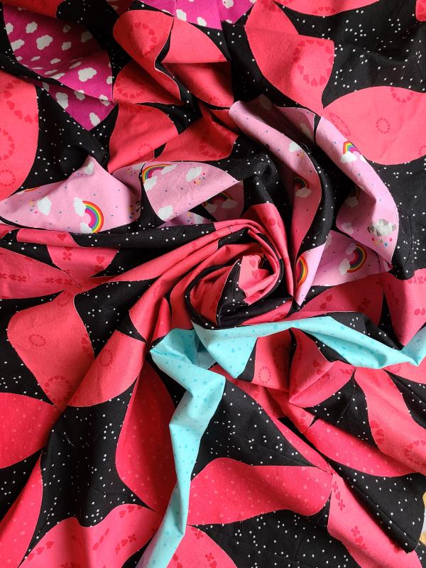 Divided quilt top | DevotedQuilter.com