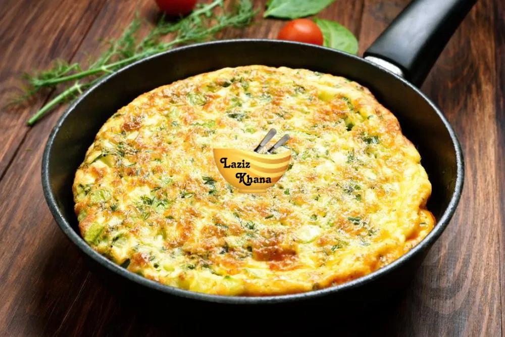 Veg Omelette Recipe in Hindi