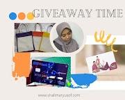 Jom Join GiveAway Blog ShalimarYusofDotcom