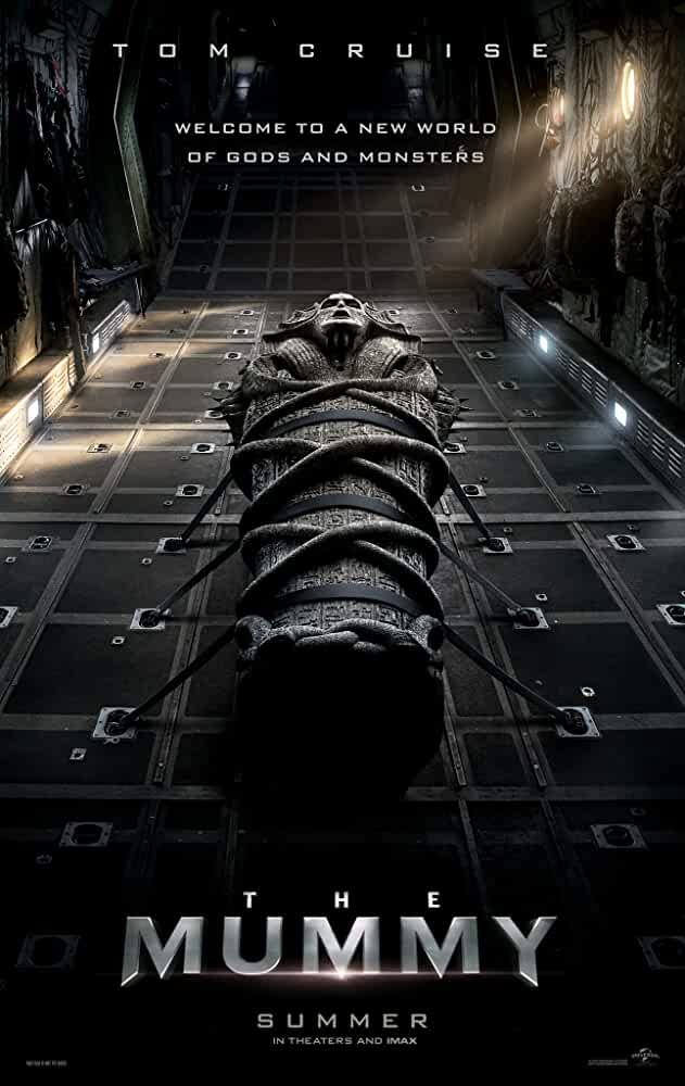 The Mummy 2017 720p 1.1GB BRRip Dual Audio
