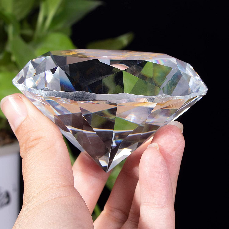 Romantic Anniversary Crystal Gift
