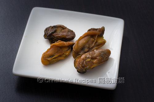 蠔豉 Dried Oysters
